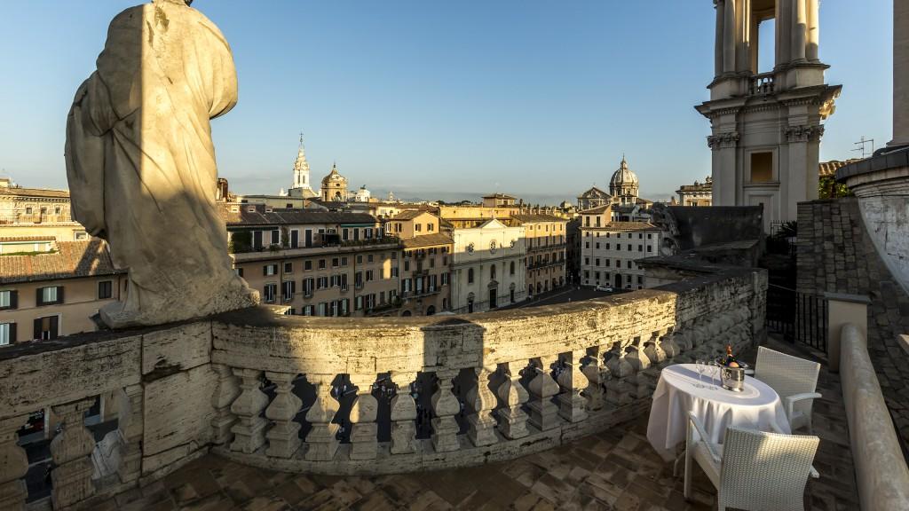 Eitch Borromini Roma Palazzo Pamphilj