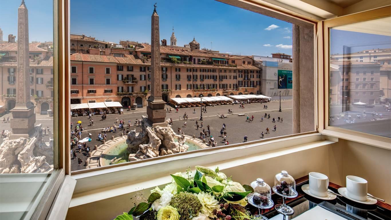 Eitch Borromini Rome Official Site