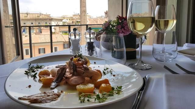 Eitch Borromini Rome Restaurant