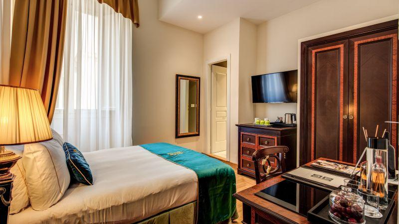 Hotel-Eitch-Borromini-Roma-habitación-clásica-1