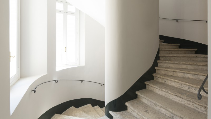 Hotel-Eitch-Borromini-Rome-stair-9533